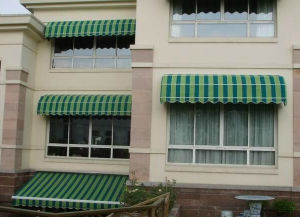 Motorised Roof Sunshade Manufacturer in Shanghai pictures & photos