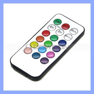Multi Color Changing Night Light Remote Control for LED Light Support OEM pictures & photos