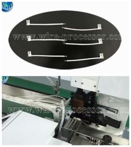 Bw1.0+F Single End Flag Terminal Crimping Machine pictures & photos