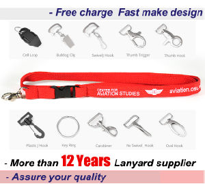 Tube Polyester Lanyards pictures & photos