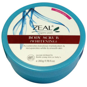 Zeal Alge Extract Whitening Body Scrub pictures & photos