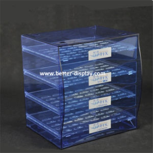 Plastic Acrylic Contact Lenses Display Cases pictures & photos