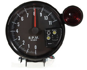 "5"" 127mm Tachometer 4 in 1 for 7 LED Color Tachometer (351) pictures & photos"
