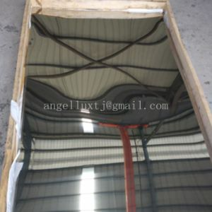 1250mm Width Bright Finish 430 Stainless Steel Plate Sheet Price pictures & photos