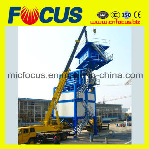 Lb1000 Stationery Asphalt Mixing Plant for Road Construction pictures & photos