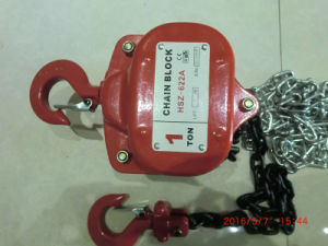 Vital Type High Quality Hand Chain Hoist Chain Block pictures & photos