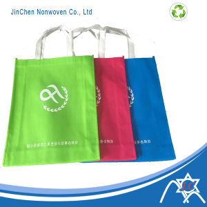 Customized Printed PP Non Woven Shopping Bag pictures & photos