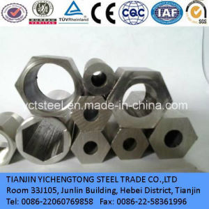 Alloy Steel Seamless Special Section Pipe with Mechanic Structural pictures & photos