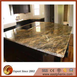 Terrific Vintage Beige Granite Kitchen Countertops pictures & photos