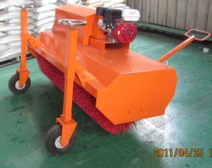 Petrol Driven Turf Brushing Machine for Artificial Grass