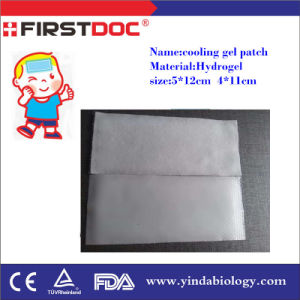 2016 Free Sample Direct Factory 5*12cm Gel Fever Cooling Patch for Adults & Kids pictures & photos
