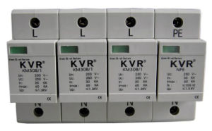 Surge Protector Class B Protection Three Phase 3+1