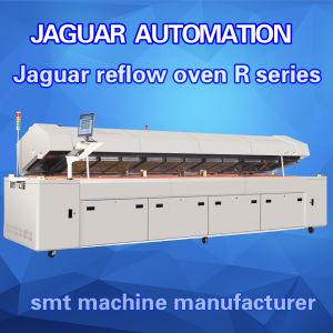 SMT Hot Sale Lead Free SMD Reflow Soldering Ovens (Jaguar R12) pictures & photos