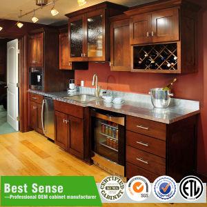 Guangzhou Manufacturer Modern Kitchen Design pictures & photos
