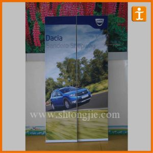 Portable Retractable Banner /Roll up Banner (TJ-51) pictures & photos