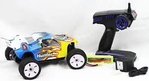1 18 Scale 2.4G Electric 4WD Car Plastic Remote Control off-Road Vehicle RC Truck Toys pictures & photos