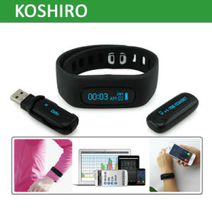 OLED Touch Bluetooth Sport Smart Watch Bracelet pictures & photos