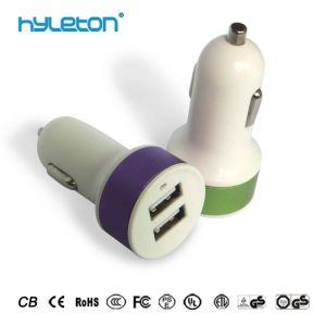 Colorful Mini USB Car Charger