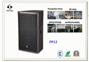 12 Inch Professional Outdoor Active Speaker, Bulk Sales pictures & photos