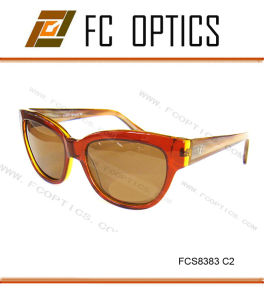 Acetate Material Sunglasses with Any Color Available Fashion Styles pictures & photos