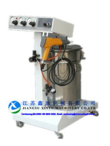 China Manufacture Ce Approved Powder Coating Machine pictures & photos