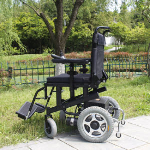 Powered Wheelchair for The Elderly and Disably People Transportion (XFG-107FL) pictures & photos