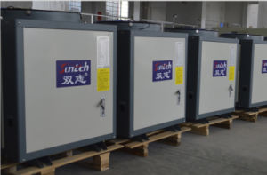 Minus -25c Winter Heating House High Cop4.65 10kw/15kw/20kw Inlet -15c Glycol Loop Geothermal Ground Source Heat Pump Efficiency pictures & photos