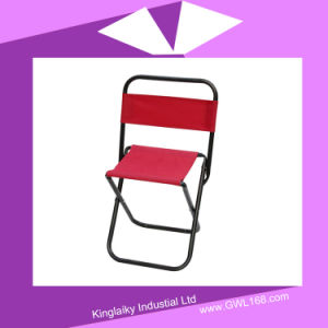 Portable Metal Fabric Folding Chair, Fishing Chair (KB-009) pictures & photos
