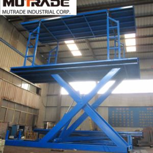 Mutrade Scissor Lift Garage Car Elevator (S-VRC) pictures & photos
