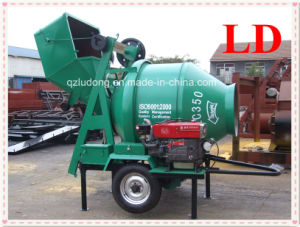 Diesel Engine Concrete Mixer with China Famous Brand Diesel Engine (JZR350)
