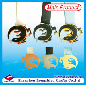 Medals for Sale Customized Shape Cutout Medal pictures & photos