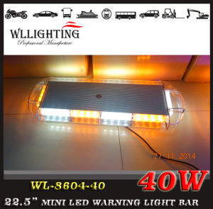 Emergency Amber LED Police Traffic Car Warning Strobe Lightbar pictures & photos