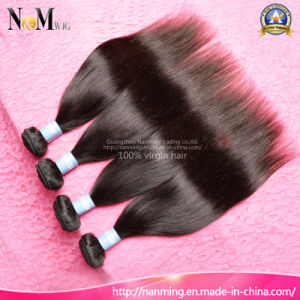 Guangzhou Wholesale Price 24 Inch 26 Inch 28 Inch Indian Hair Weft pictures & photos