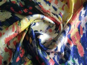 Imitated Silk Satin 100%Polyester pictures & photos
