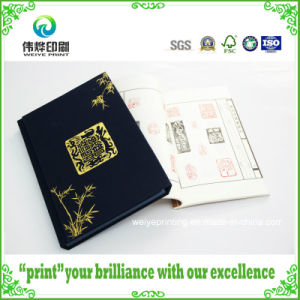 Offset Printing Book with Luxury Slipcase for Calligraphy pictures & photos