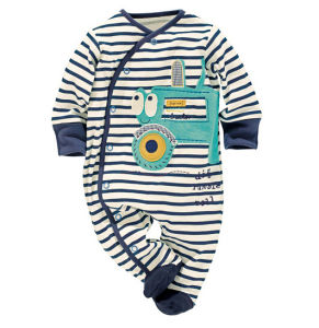 Unisex Lovely Soft Cotton Comfortable Baby Suit pictures & photos