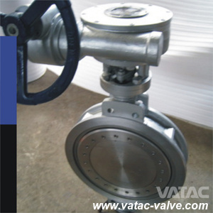 API 609&API509 Cast Steel A216 Wcb&Gg25 Metal Seated Wafer/Flanged RF Butterfly Valve pictures & photos