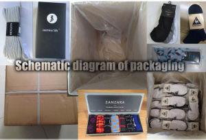 Brand Men′s Cotton Invisable Sock pictures & photos