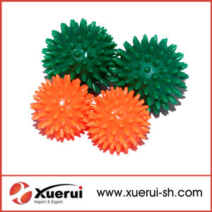 High Quality PVC Plastic Massage Ball for Hand pictures & photos