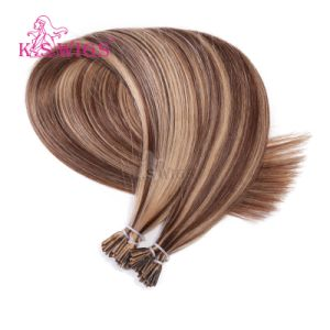 New Arrival Pre-Bonded Hair Extension 100% Human Hair pictures & photos