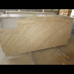 Cheap China G682 Yellow Granite Kitchen Countertop pictures & photos