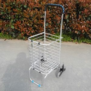 Portable & Wheeled Shopping Trolley pictures & photos