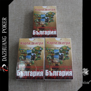 Wholesale Custom Playing Cards to Russia pictures & photos
