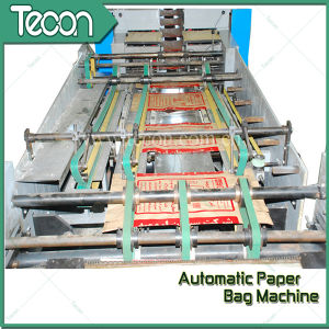 Valve Pasted End Paper Bag Machinery pictures & photos