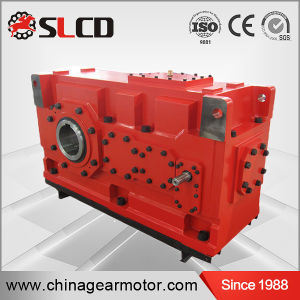 H Series 200kw Heavy Duty Parallel Shaft Industry Gear Boxes pictures & photos