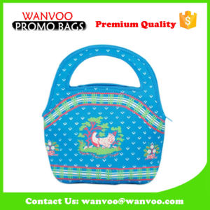Wholesale Insulated Tote Neoprene Lunch Bag pictures & photos