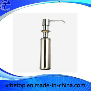 Hand Soap Dispenser with Stainless Steel Bottle (SD-002) pictures & photos