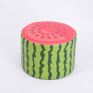 Custom Design Fruit Pattern Design Home Goods Ottoman Furntiure pictures & photos