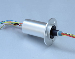 Hm025 Length73.5mm Slip Ring with Compact Design