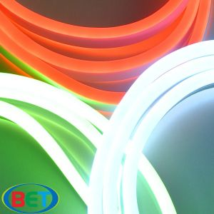 SMD2835 Neon LED Decoration Light Waterproof Outdoor LED Ribbon pictures & photos